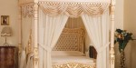 Exclusive Classic Canopy Bed Luxurious Design, Baldacchino Supreme by Stuart Hughes