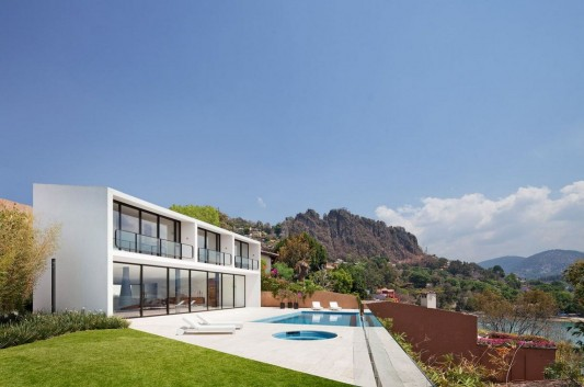 Casa Cardenas is an awesome project of Parque Humano