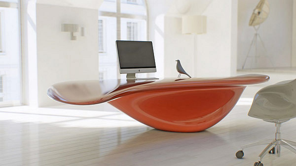 Remarkable Modern Office Table Design 1200 x 676 · 57 kB · jpeg