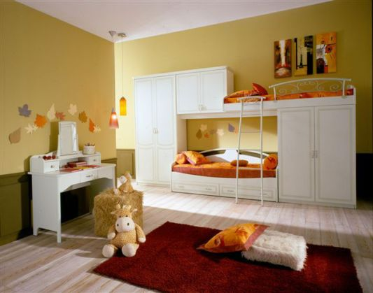 Exclusive Bedroom Child Furniture By Akossta Home Design Inspiration