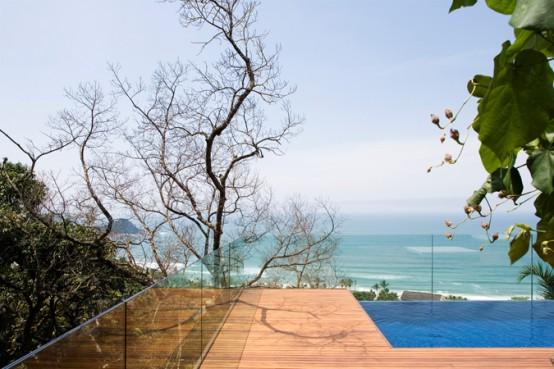 beach house beautiful panoramas