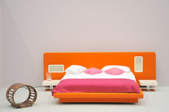 colors ambient bed