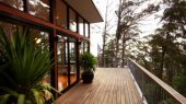 exterior design ideas in forest side