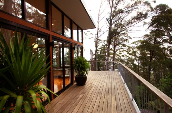 Inspiration Of Forest House By Itn Architects Home
