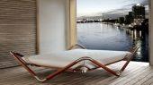 float  bed modern minimalist wooden urban bed design
