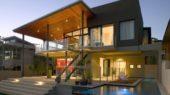 luxury house exterior design