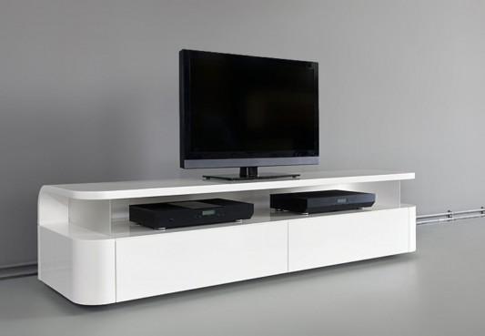 RKNL audio minimalist LCD TV stands ideas