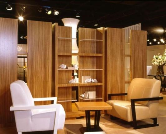 Comfortable showroom interior decoration furniture for Showroom living room ideas
