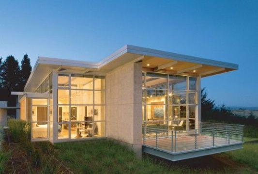 Walnut House Warm And Minimal Maintenance By Giulietti