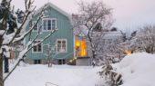 Aluminum house traditional house renovation ideas