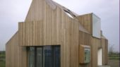 Wood Concept house