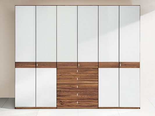 custom design solid wood wardrobes