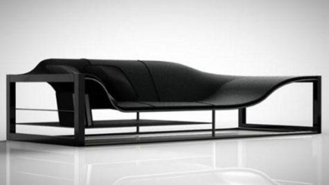 Modern And Futuristic Sofa