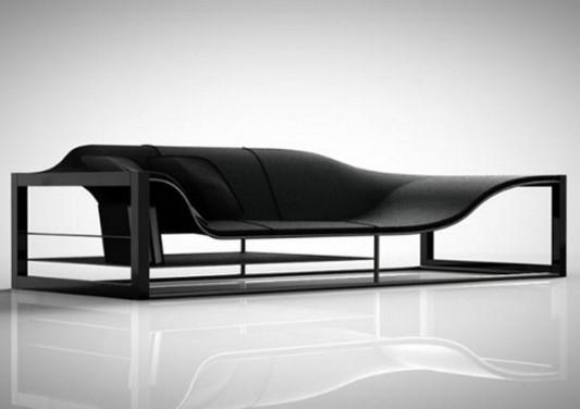 Stylish and minimalist sofa furniture design ideas sofa for Stylish futuristic sofas