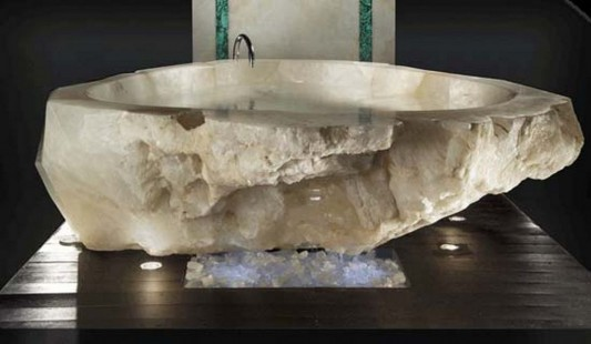 super expensive genuine crystal bathroom accessories