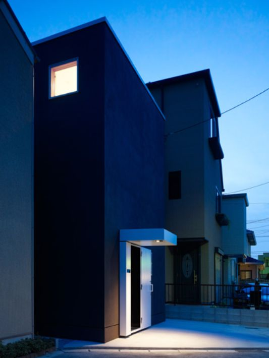 House-In-Ichikawa-By-Nagaishi-Architect-1