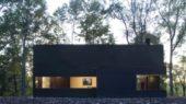Minimalist Studio With Orthogonal Nature of Architecture