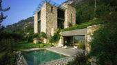 amazing house stone design