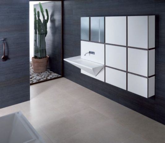 ideas for the creation of cubism bathroom modular furniture