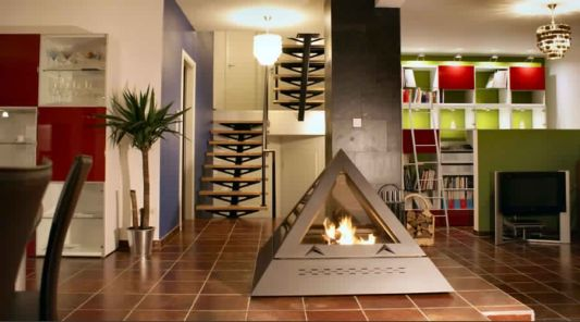 kephren interior fireplace design