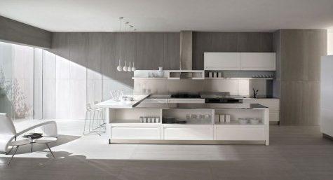 Modern Classical Kitchen Design By Ged Cucine