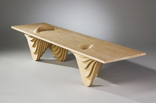 range of mountain bench with beautiful and functional design