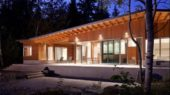wooden vernacular shuswap cabin